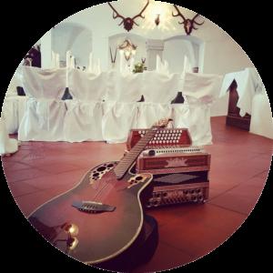 Die Hirsch'n Hochzeit, Hochzeitsband